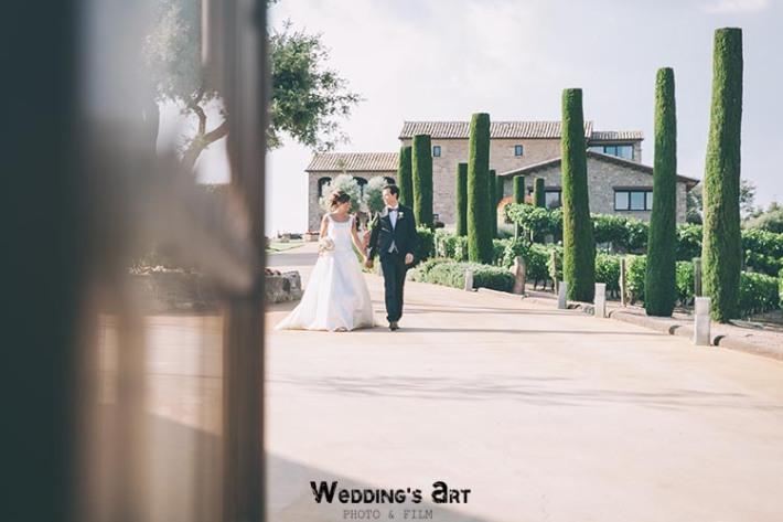 Fotos boda Masia Vilasendra - Wedding's Art 086