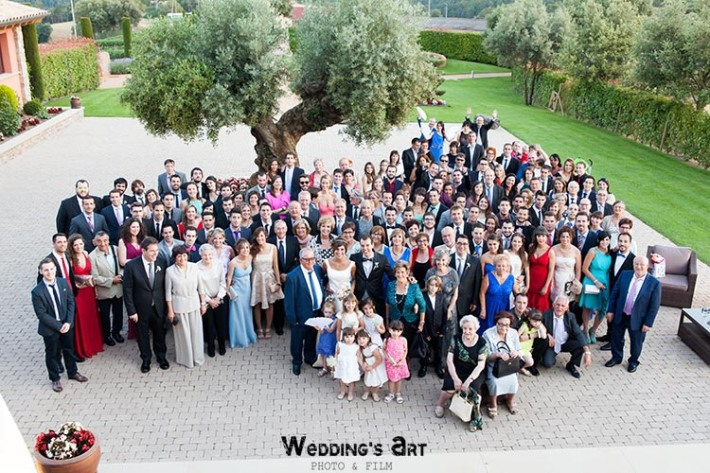 Fotos boda Masia Vilasendra - Wedding's Art 118