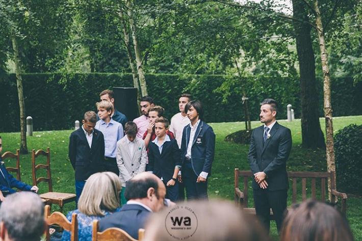 Casament Lotus Blau - Wedding's Art 101