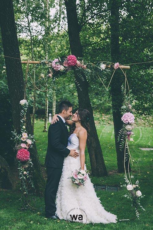 Casament Lotus Blau - Wedding's Art 132