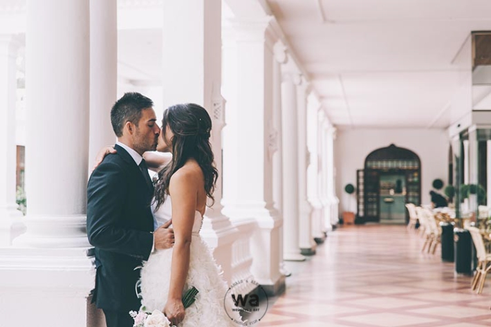 Casament Lotus Blau - Wedding's Art 140