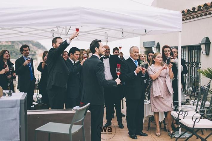 Fotos boda Tossa de Mar 104
