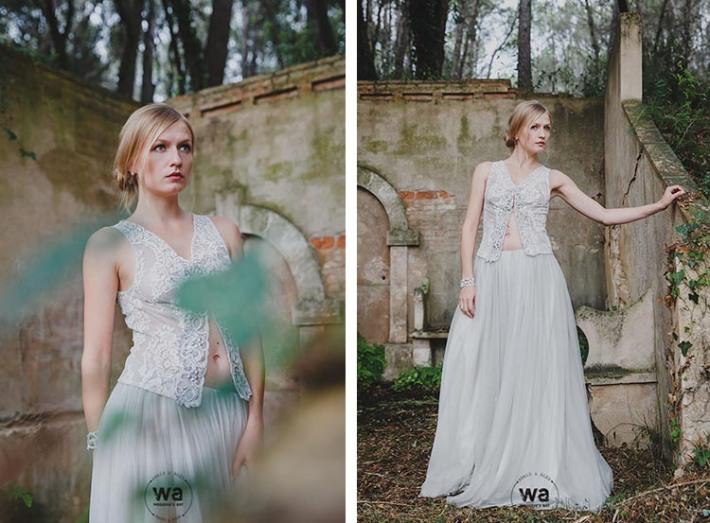 Boho in Autumn - wedding styled shoot 007