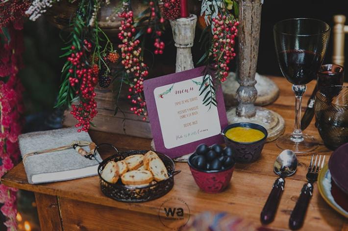 Boho in Autumn - wedding styled shoot 016