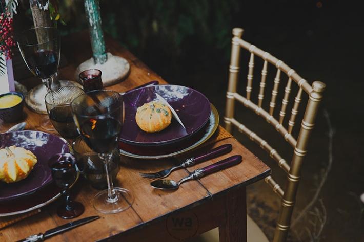 Boho in Autumn - wedding styled shoot 018