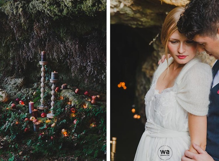 Boho in Autumn - wedding styled shoot 020