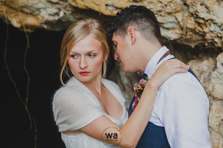 Boho in Autumn - wedding styled shoot 021