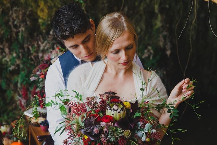 Boho in Autumn - wedding styled shoot 031