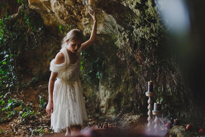 Boho in Autumn - wedding styled shoot 036