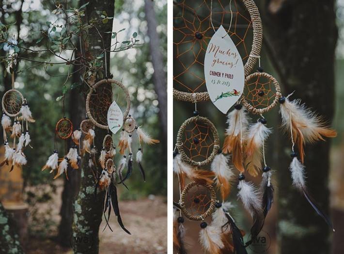 Boho in Autumn - wedding styled shoot 049