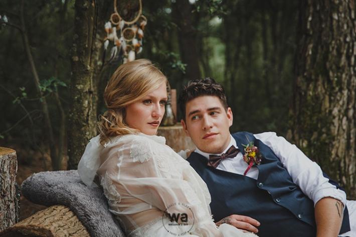 Boho in Autumn - wedding styled shoot 056