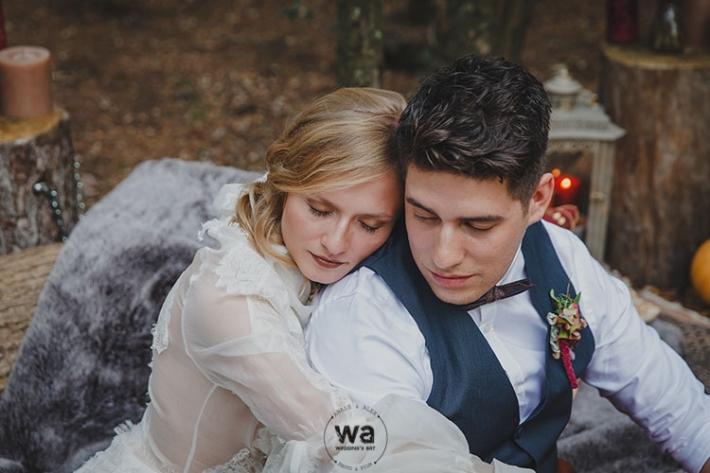 Boho in Autumn - wedding styled shoot 058