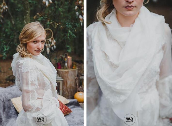 Boho in Autumn - wedding styled shoot 069