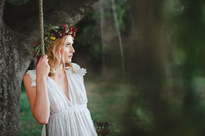 Boho in Autumn - wedding styled shoot 072