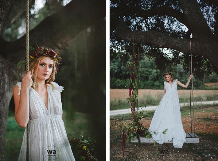 Boho in Autumn - wedding styled shoot 073