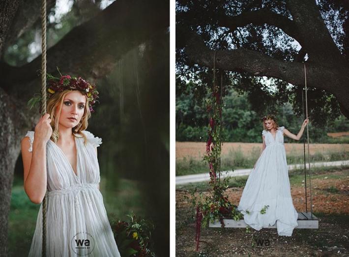 Boho in Autumn - wedding styled shoot 073