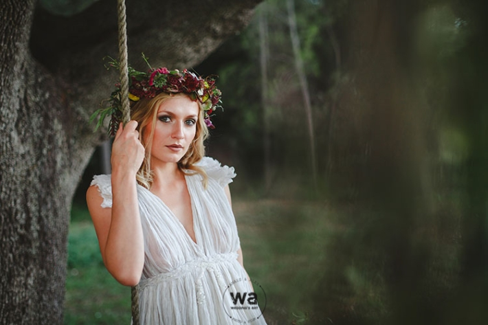 Boho in Autumn - wedding styled shoot 074