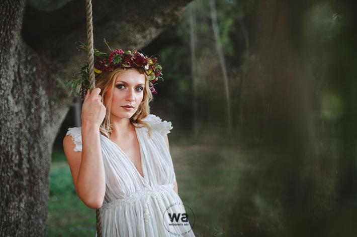 Boho in Autumn - wedding styled shoot 074