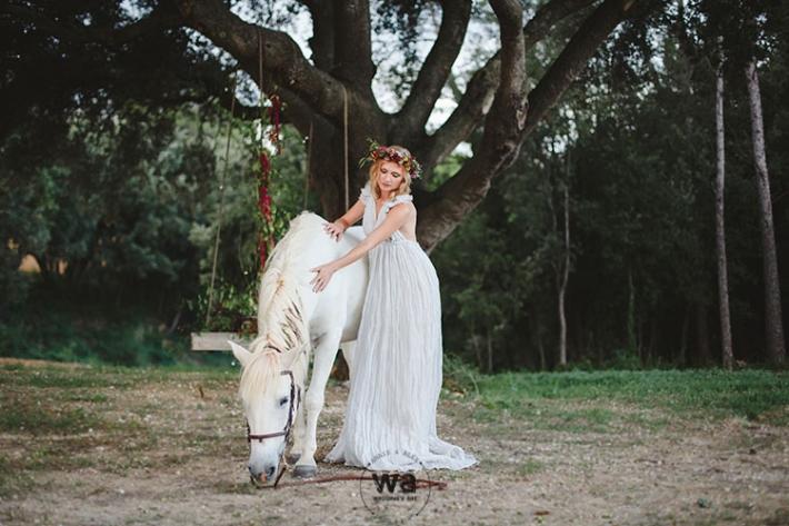 Boho in Autumn - wedding styled shoot 076