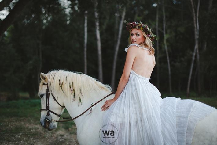 Boho in Autumn - wedding styled shoot 078