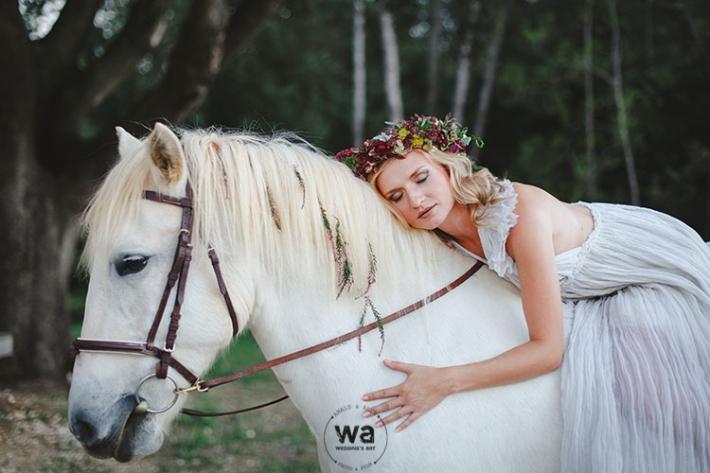 Boho in Autumn - wedding styled shoot 080