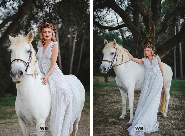 Boho in Autumn - wedding styled shoot 083