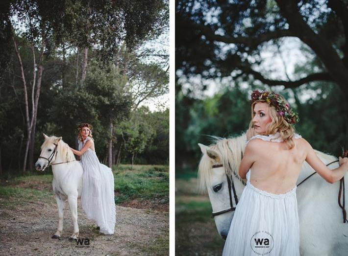 Boho in Autumn - wedding styled shoot 086