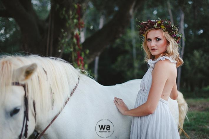 Boho in Autumn - wedding styled shoot 086b