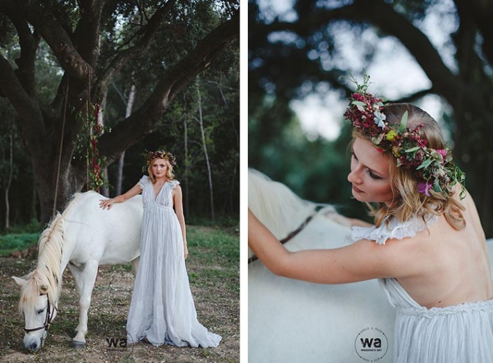 Boho in Autumn - wedding styled shoot 087