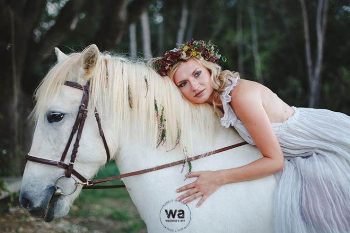 Boho in Autumn - wedding styled shoot 089