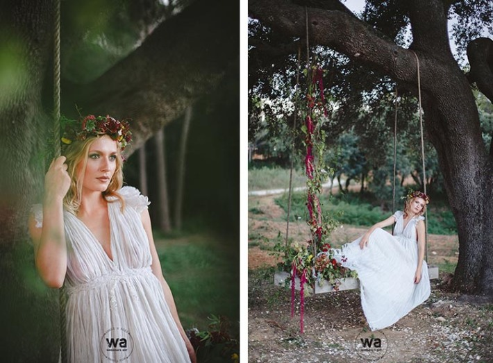 Boho in Autumn - wedding styled shoot 093