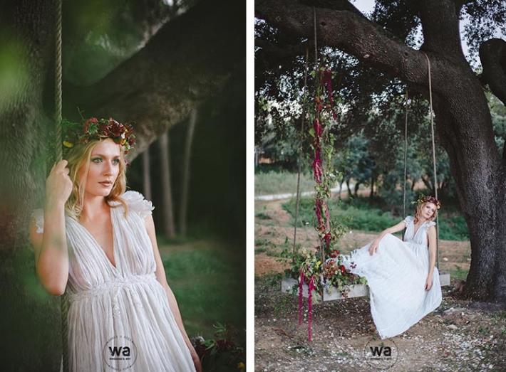 Boho in Autumn - wedding styled shoot 093