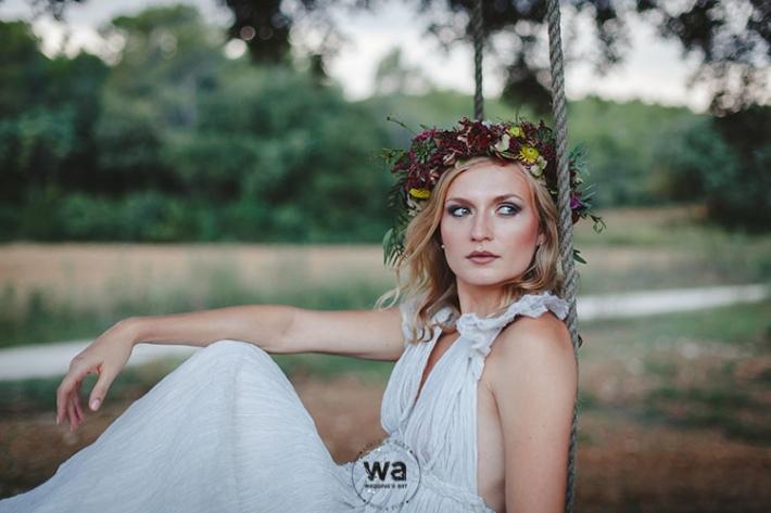 Boho in Autumn - wedding styled shoot 094