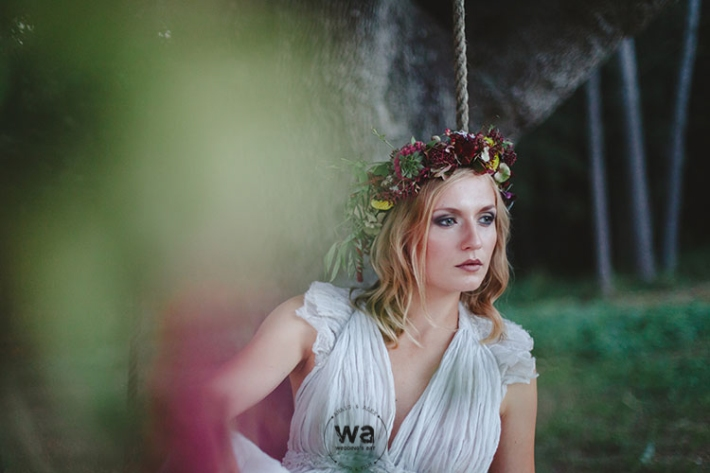 Boho in Autumn - wedding styled shoot 097