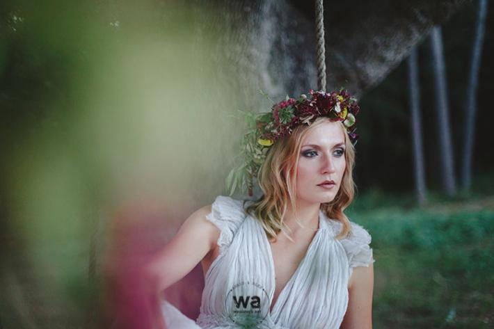 Boho in Autumn - wedding styled shoot 097