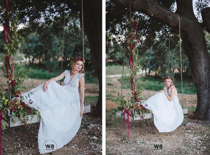Boho in Autumn - wedding styled shoot 098