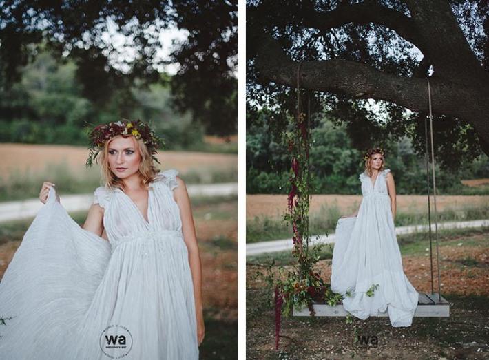 Boho in Autumn - wedding styled shoot 102