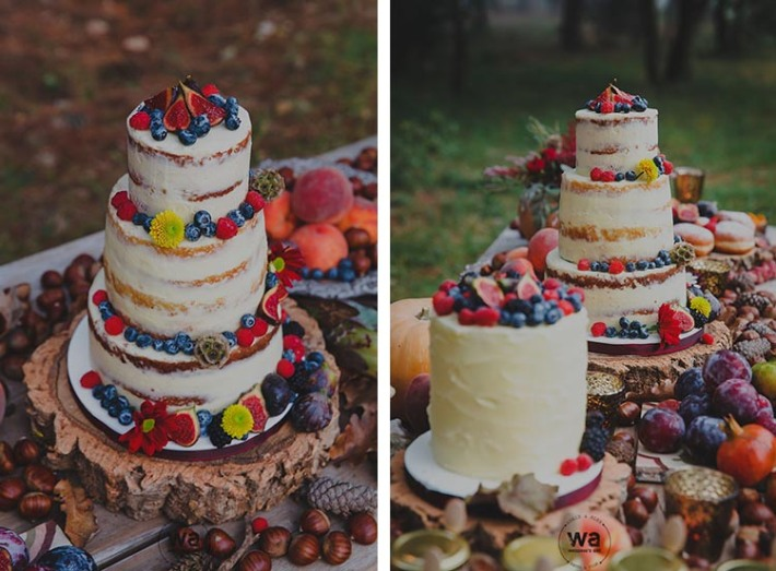 Boho in Autumn - wedding styled shoot 104