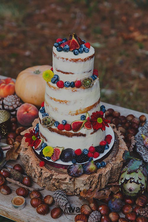 Boho in Autumn - wedding styled shoot 106
