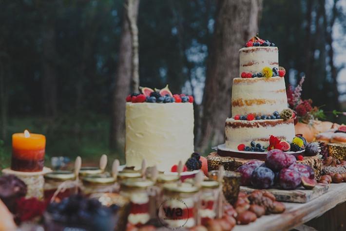 Boho in Autumn - wedding styled shoot 110