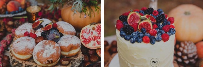 Boho in Autumn - wedding styled shoot 114