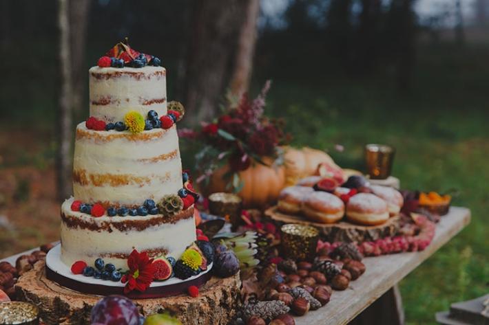 Boho in Autumn - wedding styled shoot 115