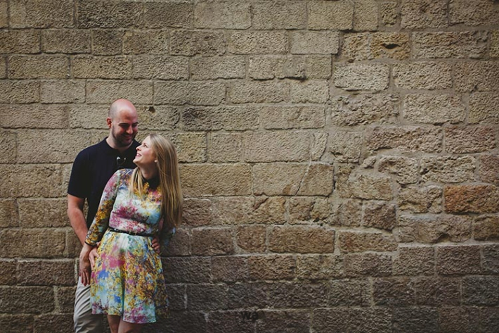 Engagement session Barcelona 01