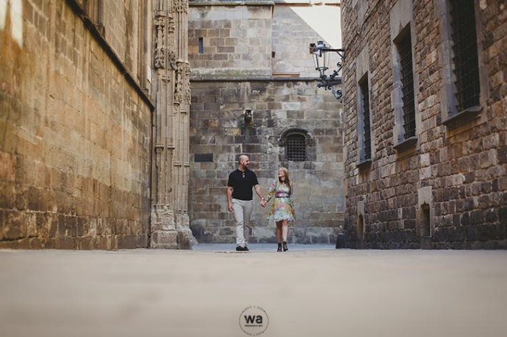 Engagement session Barcelona 08