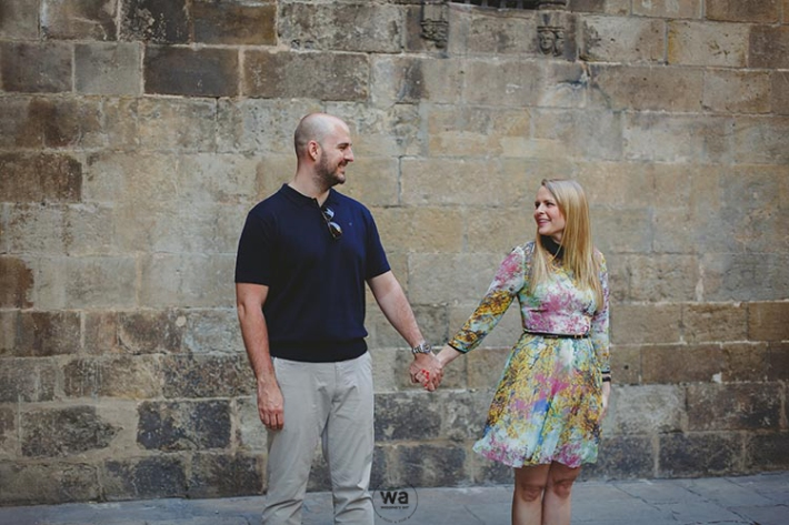 Engagement session Barcelona 09