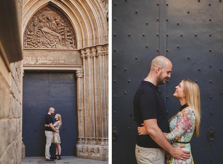 Engagement session Barcelona 12