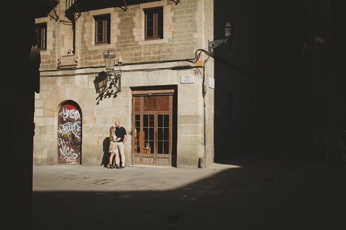 Engagement session Barcelona 14