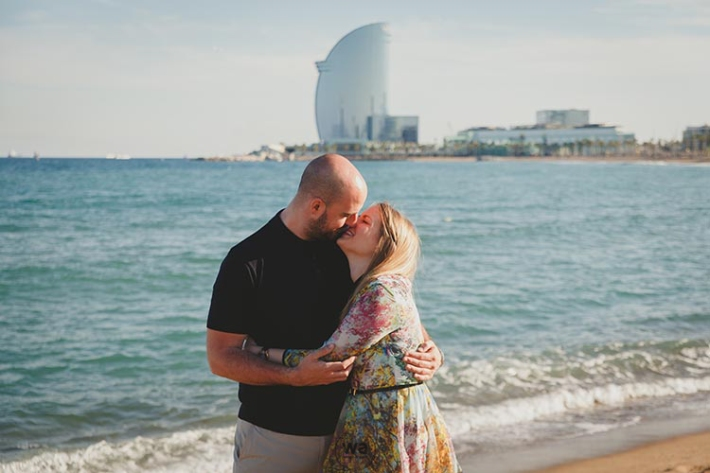 Engagement session Barcelona 20