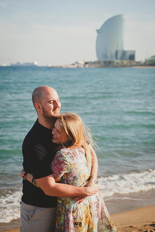 Engagement session Barcelona 23