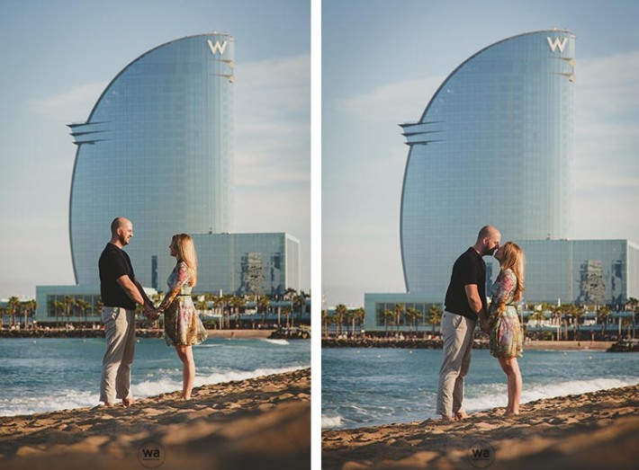 Engagement session Barcelona 35